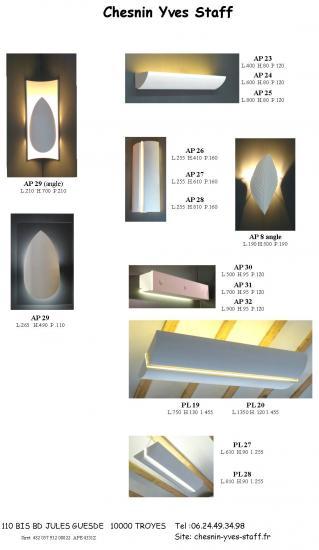 Catalogue applique d angle 1