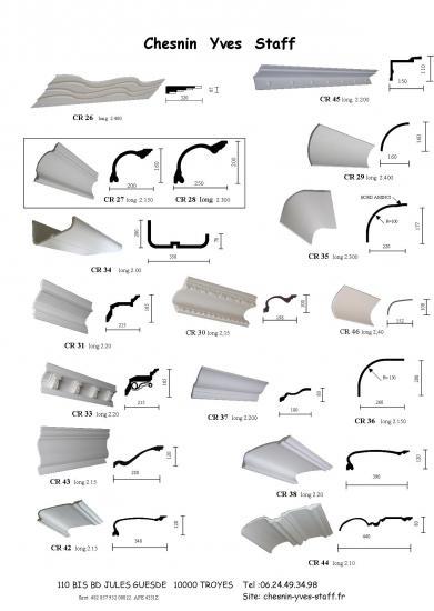 Catalogue corniche 26 a 46